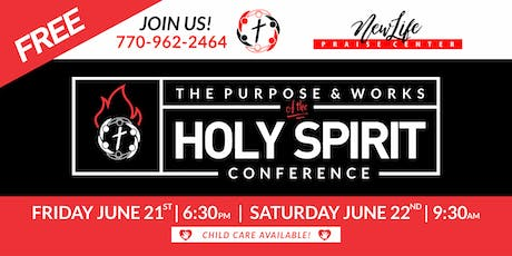 The Purpose & Works of the Holy Spirit tickets