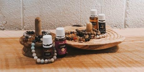 Aromatherapy Gemstone Bracelet Workshop tickets