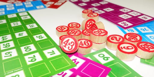 Stay Local School Holiday Fun: Bingo! at Morwell Library