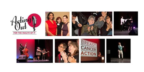 7th Annual Acting Out--For the Health of It tickets