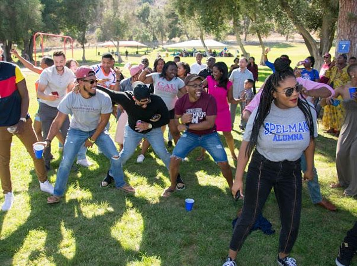 3rd Annual HBCU Back to School Cookout image