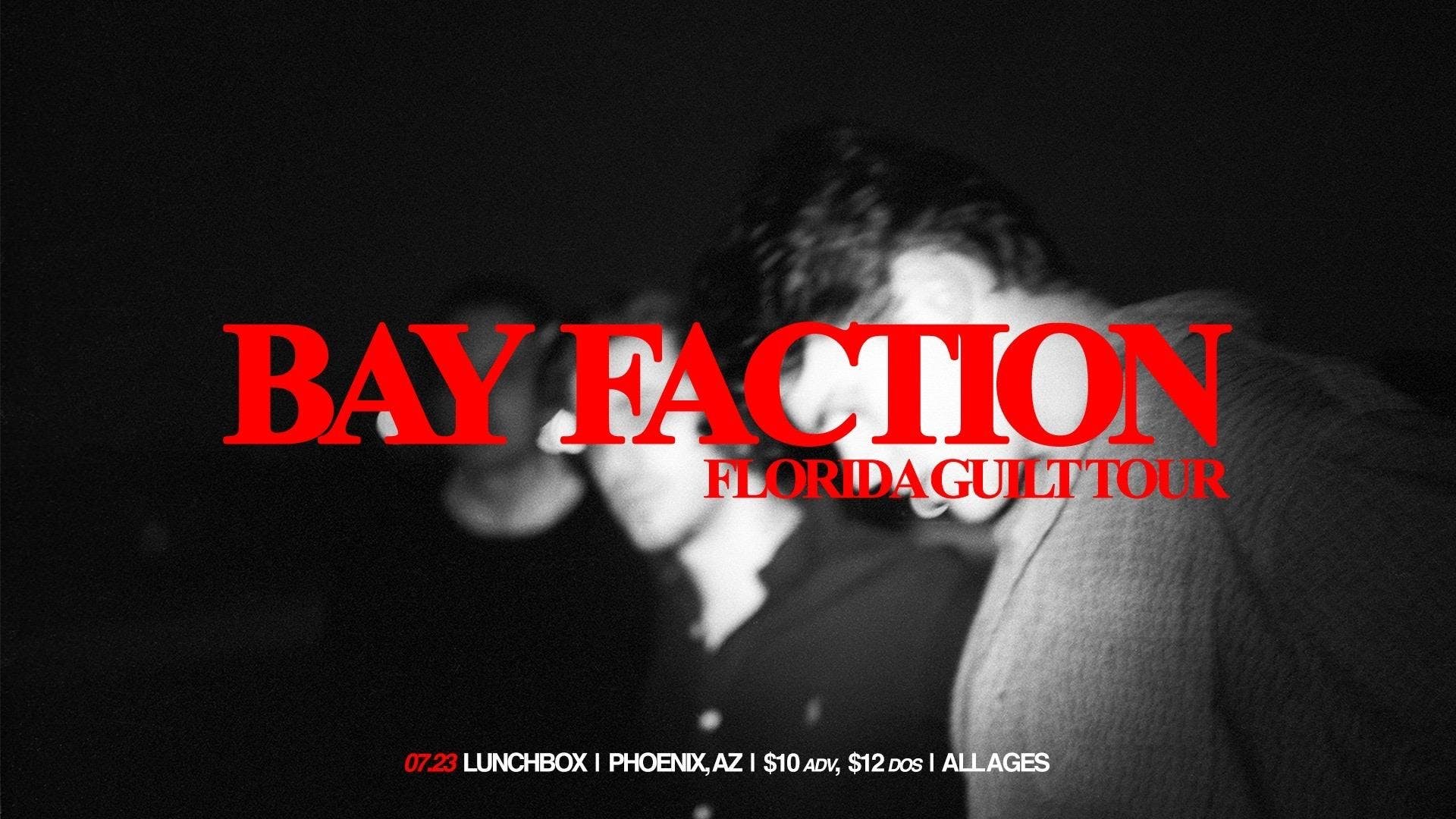 Bay Faction // Fashion Jackson // No Lungs