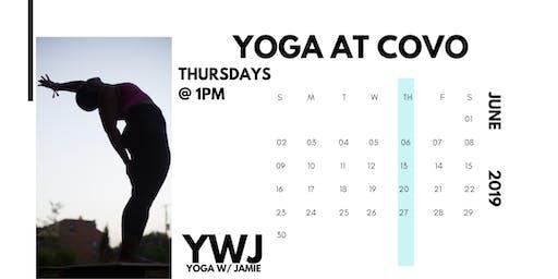 Yoga at Covo