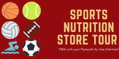 Sports Nutrition Tour (Dietitian-Led) tickets