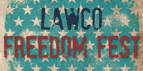LawCo Freedom Fest tickets