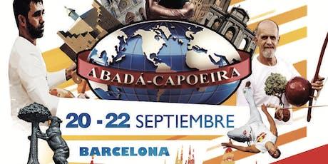 IX JUEGOS ESPAÑOLES ABADA CAPOEIRA tickets