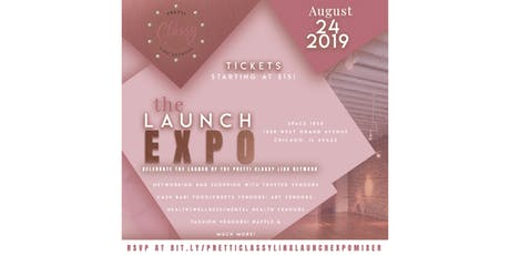 Thee Official Pretti Classy Linx Launch Expo & Mixer tickets