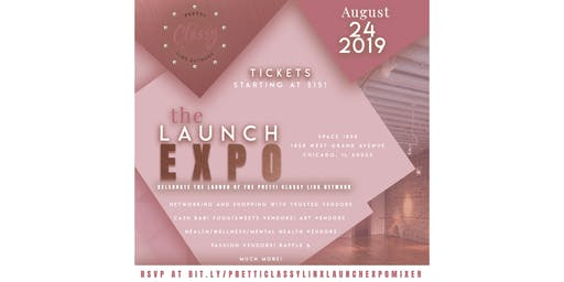 Thee Official Pretti Classy Linx Launch Expo & Mixer
