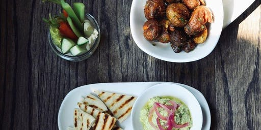 Vegan Wine Dinner: Summer Edition