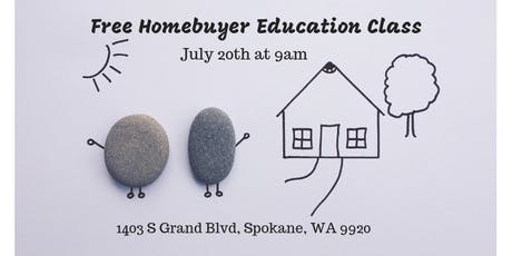 FREE Homebuyer Education Class tickets