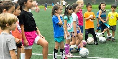 Kick2build Diversity Soccer Training Workshop