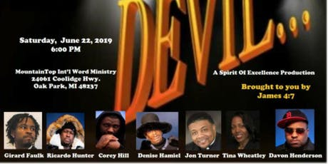 Don't Dance with the Devil... tickets