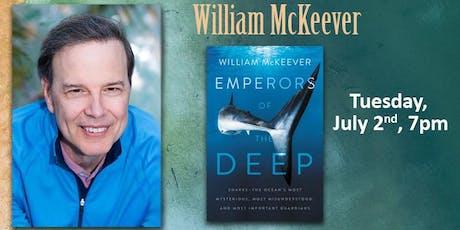 William McKeever tickets