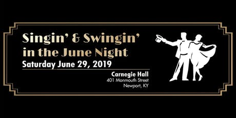 Singin' and Swingin' in the June Night with NAMI tickets