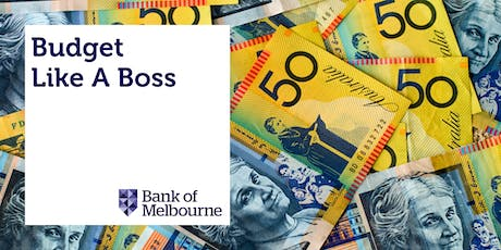 RMIT New Alumni Pass - Budget Like a Boss Workshop (RMIT Alumni ONLY) tickets