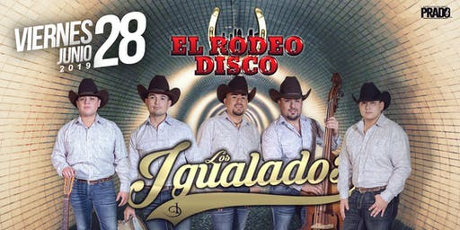 Los Igualados Rodeo Disco