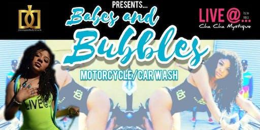 Babes & Bubbles Bike/Car Wash