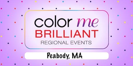 Color Me Brilliant- Peabody, MA