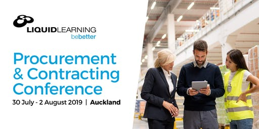 Procurement & Contracting Conference