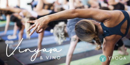 International Yoga Day - Vinyasa & Vino