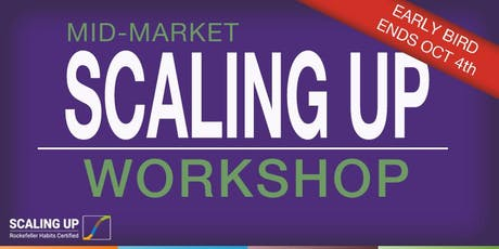 Mid-Market Scaling Up Workshop- OKC tickets