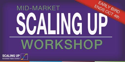 Scaling Up Workshop- Oklahoma City