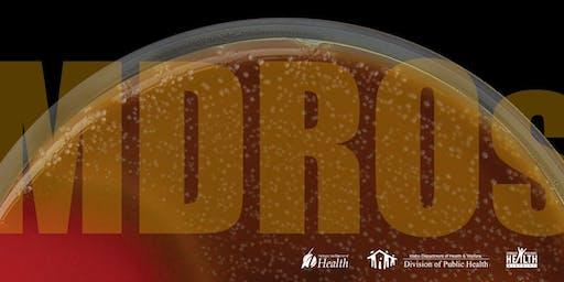 Multi-Drug-Resistant Organisms (MDROs)