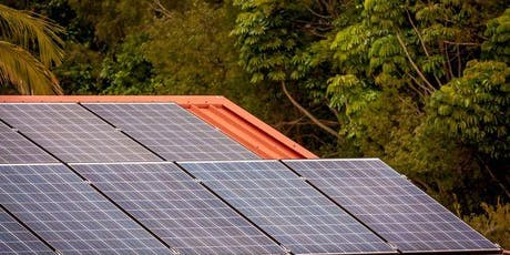 Home Solar and Battery - free info session tickets