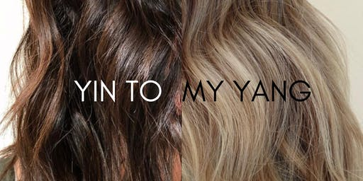 Yin to my Yang, Blonde and Brunette Fusion Class with Mish and Meg