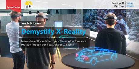X-Reality Overview tickets