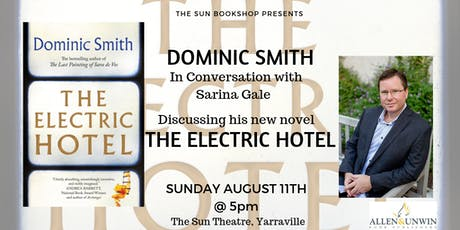 Dominic Smith In Conversation tickets