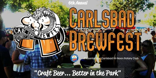 6th Annual Carlsbad Brewfest