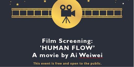 Film Screening of 'Human Flow'