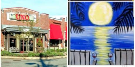 Moonlight Adult Paint Event -UNO Taunton 18+ tickets
