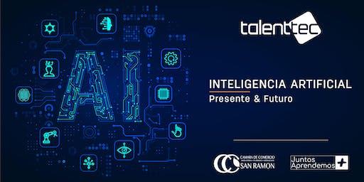 Charla: Inteligencia Artificial, Presente y Futuro.