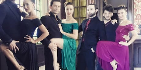 Bay Area Tango & Wine Performance! tickets