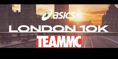 TEAMMC - ASICS LONDON 10K tickets