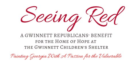 Seeing Red Gala tickets