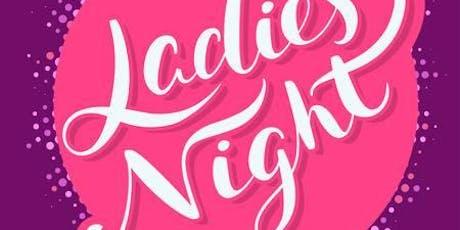 Ladies PRIDE Night tickets