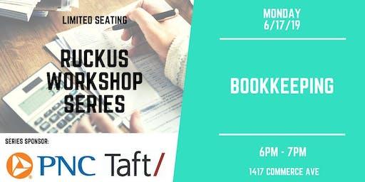 Bookkeeping Workshop