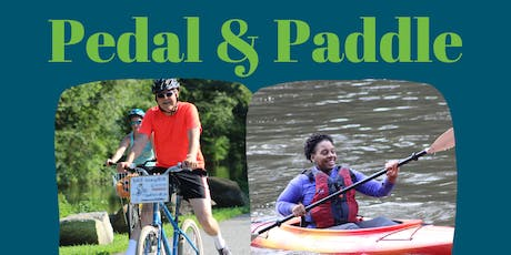 Pedal & Paddle at Norristown Riverfront Park tickets