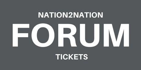 5th Annual Terrace Nation2Nation Forum tickets