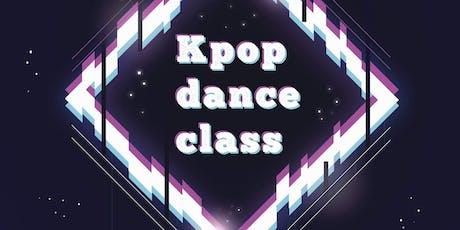 KPOP dance class for women and girls with Beth Yitzchok  tickets