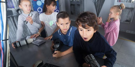 Escape Room: Area 51 School Holiday Program at Erina Library