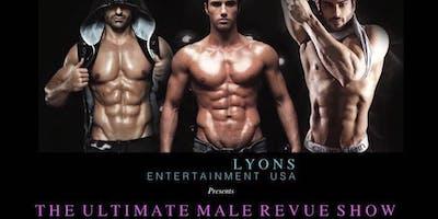 Lansing - Michigan Hunks Male Revue Show