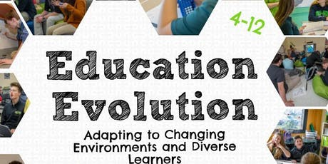 Education Evolution: Adapting to Changing Environments & Diverse Learners tickets