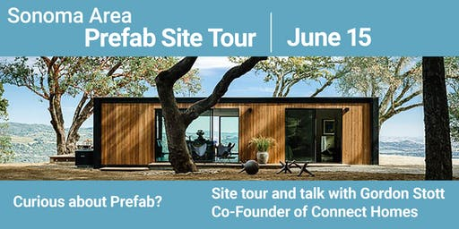 Prefab Site Tour + Discussion with Gordon Stott Co-Founder of Connect Homes