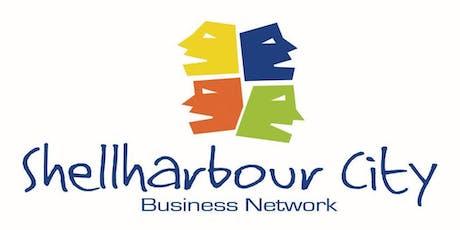 Shellharbour City Business Network Workshop - June 2019 tickets