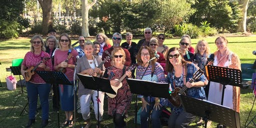 Coffs Harbour Library celebrates Make Music Day