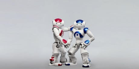 NAO Robot Workshop for Youth tickets